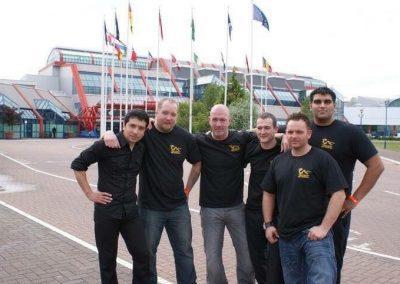 Octavio Quintero JKD Demo & Seminar Nec Birmingham May 2011