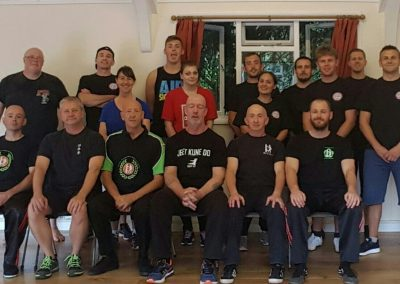 Master Derek Frearson Wing Chun Seminar September 2016